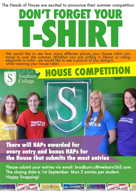 house t-shirt comp